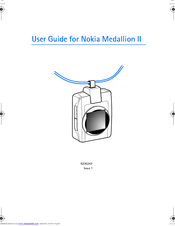 Nokia Medallion II User Manual