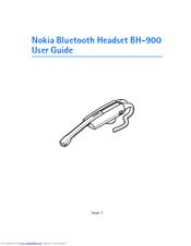 nokia bh 900 user manual pdf download rh manualslib com User Guide Template User Training