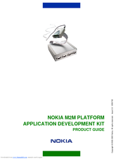 Nokia M2M PLATFORM Product Manual