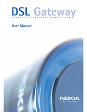 Nokia DSL Gateway High-Speed Internet Connection User Manual