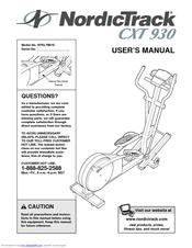 112672_ntel79010_product nordictrack cxt 930 manuals  at suagrazia.org