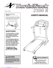 Download Nordictrack A2350 Instruction Manual free ...