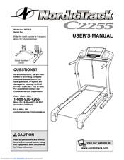 nordictrack c2255 treadmill manuals rh manualslib com 1992 C2500 1992 C2500