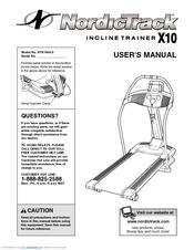 NordicTrack NTK1994.0 User Manual