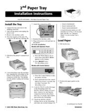 oki b4600 series manuals rh manualslib com oki b4600 maintenance manual Oki B6300