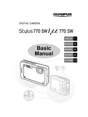 olympus stylus 770 sw manuals rh manualslib com Olympus Stylus 35Mm Olympus Stylus Tough