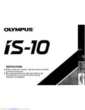 olympus super dlx is 10 instructions manual pdf download rh manualslib com DLX Trains Pandigital SuperNova DLX