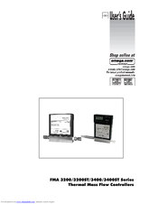 Omega FMA 3200 Series User Manual