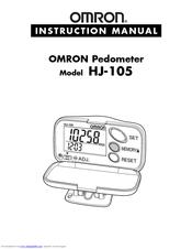 omron hj 113 instruction manual