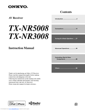 onkyo tx nr5008 manuals rh manualslib com onkyo tx-nr5008 manual onkyo tx-nr5008 manual