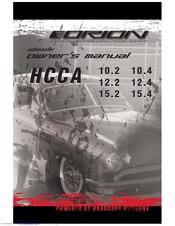 [ZTBE_9966]  Orion HCCA 15.2 Manuals   ManualsLib   Orion Hcca 15 Wiring Diagram      ManualsLib