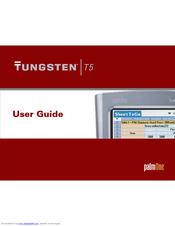 palmone tungsten t5 manuals rh manualslib com palmone tungsten t5 user manual Palm Tungsten E2 Desktop Software