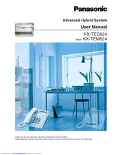 kx tes824 manual download