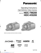 panasonic hdc sd200 manuals rh manualslib com Panasonic Technical Support Panasonic Cordless Phones