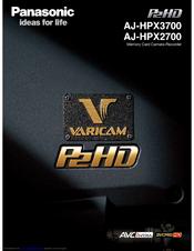 Panasonic AJ-HPX3700 Brochure