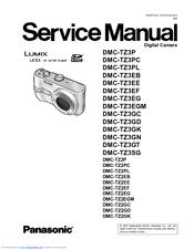 panasonic lumix dmc tz3eb service manual pdf download rh manualslib com Alfa TZ2 Le Mans Alfa Romeo TZ2
