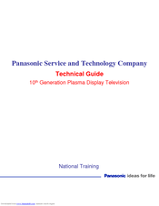 panasonic th 58px600u manuals rh manualslib com Manual Panasonic Radio Panasonic.comsupportbycncompass
