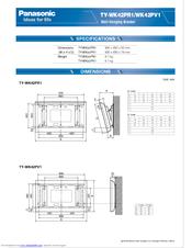 panasonic ty wk42pr1 manuals rh manualslib com Quick Reference Guide User Guide Template