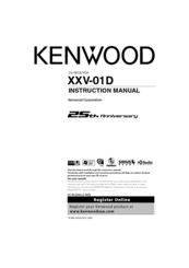 kenwood xxv 05v user guide online user manual u2022 rh pandadigital co
