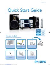 philips mcd716 98 manuals rh manualslib com Philips Instruction Manuals Philips Schematics