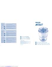 Pdf download | philips avent microwave steam sterilizer scf281-05.