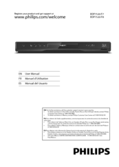 Philips 1VMN30256A User Manual
