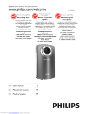 Philips CAM100PK/00 User Manual