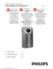 Philips CAM100PK/00 User Manual