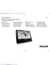 Philips PAC132 User Manual