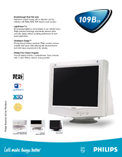 Philips Monitor 109B23 Driver PC