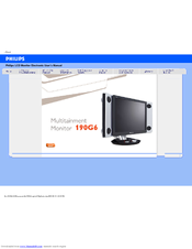 Philips 190S1CS/00 Monitor Driver for Windows 7