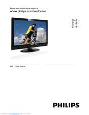 Philips 231T1SB/00 Monitor 64 Bit