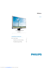 Philips 221P3LPEB/00 Monitor Driver for PC