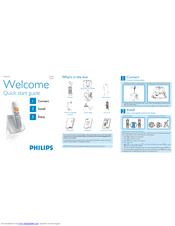philips cd245 quick start manual pdf download rh manualslib com Philips Product Manuals manual cordless philips cd 245