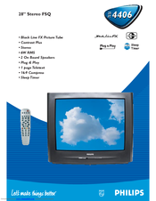 Philips 04/2002 Specifications