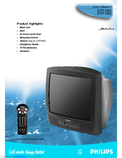 philips 21pt1653 manuals rh manualslib com
