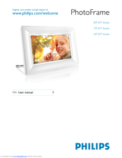 PHILIPS 10FF2CME27B DIGITAL PHOTO FRAME DESCARGAR DRIVER