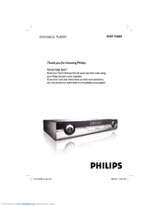 DRIVERS: PHILIPS DVP76202 DVD PLAYER