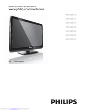 Philips 26PFL3405H/12 LCD TV Driver (2019)