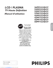 philips 26pf5321d 37 manuals rh manualslib com Philips Universal Remote SRP2003 27 Manual Philips Universal Remote SRP2003 27 Manual