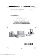 Htr5000 инструкция philips