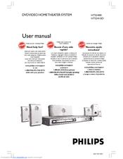 philips hts3400 37 manuals rh manualslib com Philips Schematics Philips Television