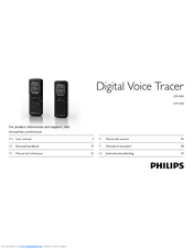 Philips LFH0600/00 Digital Recorder Drivers for Mac