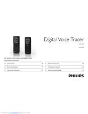 Philips LFH0600/00 Digital Recorder 64Bit