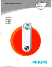 Philips KEY006/17B MP3 Player Treiber Herunterladen