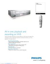 philips dvp3150v manuals rh manualslib com Philips Electronics Manuals Philips Television