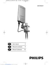 philips sdv2940 27 manuals rh manualslib com HD Antenna Philips HDTV Antenna Installation