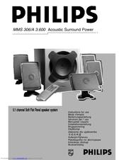 philips mms 306 a manuals rh manualslib com Philips M3001A Module Philips X2 Monitor