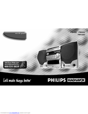 PHILIPS FW320C USER MANUAL Pdf Download