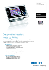 Philips Pronto TSU9600/79 Specifications